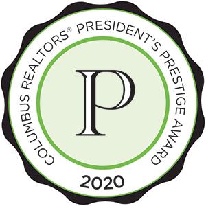 President's Prestige Award Winner